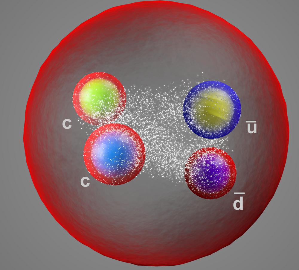Одна из возможных внутренних структур новой частицы автор ЦЕРН копия