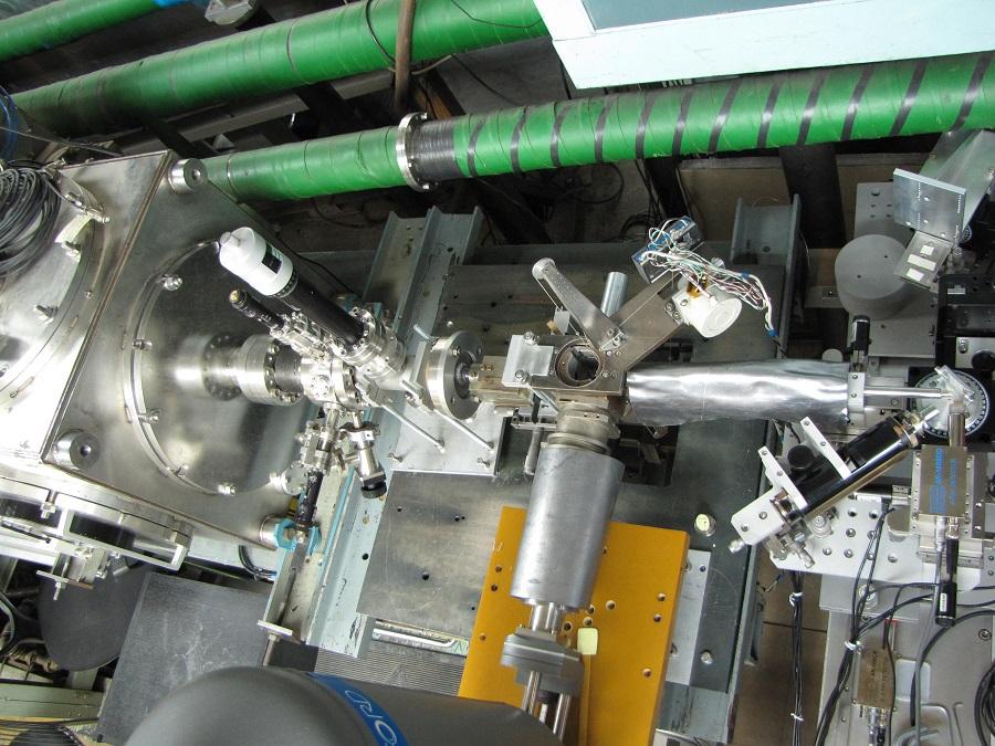 Конфокальный рентгеновский микроскоп на станции Локальный и сканирующий рентгенофлуоресцентный элементный анализ ЦКП СЦСТИ