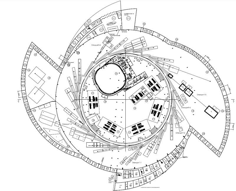 план первого этажа СКИФ копия