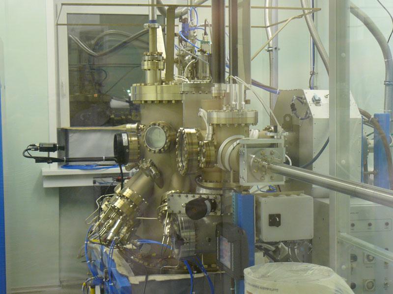 установка молекулярно лучевой эпитаксии