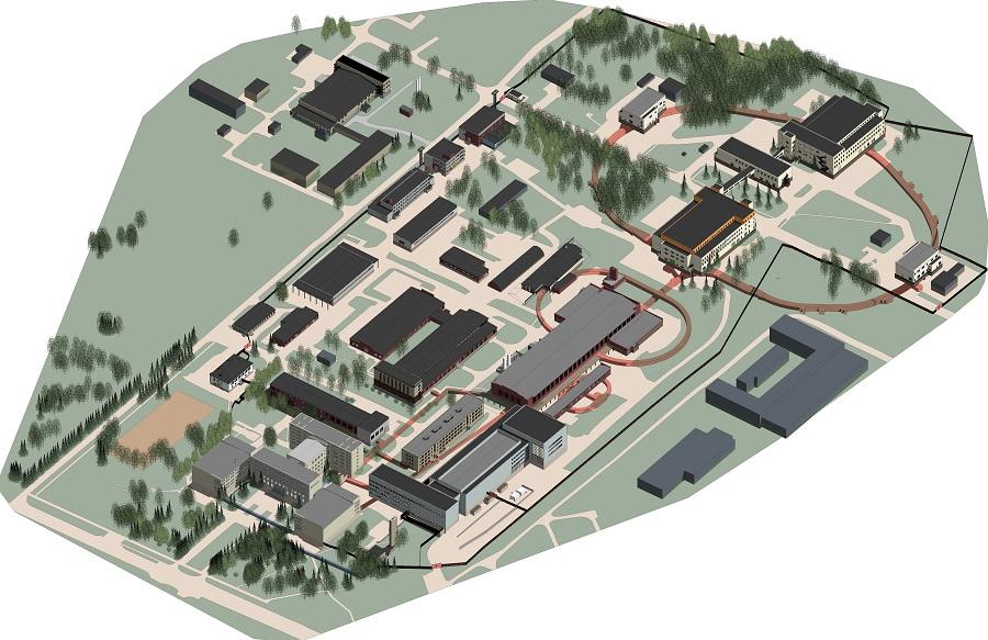 3D map ScTau