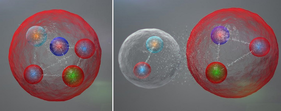 pentaquarks копия